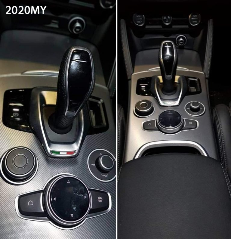 Updated 2021 Alfa Romeo Stelvio Shows Interior Changes